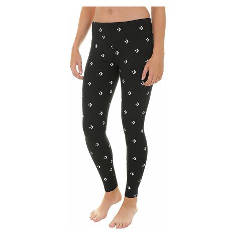leggings Converse Star Chevron Wordmark/10006742 - A01/Converse Black/Multi - women´s