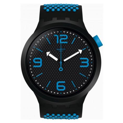 Mens Swatch Bbblue Watch