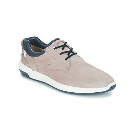 Lloyd ACHILLES men's Shoes (Trainers) in Beige
