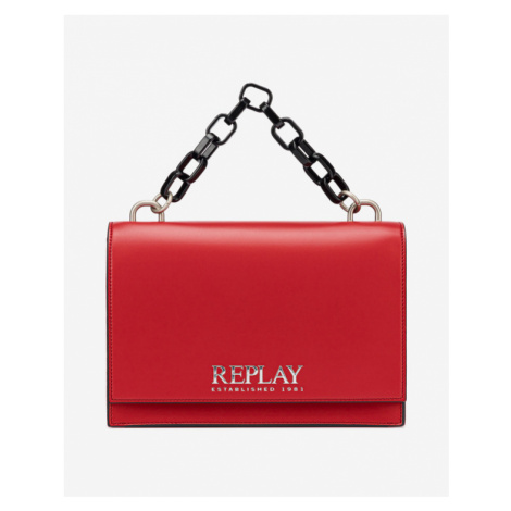 Replay Handbag Red