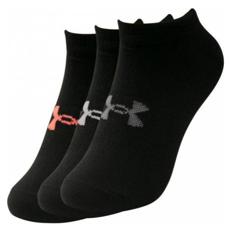 Under Armour ESSENTIALS NS black - Women's socks