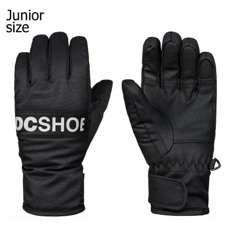 glove DC Franchise - KVJ0/Black - unisex junior