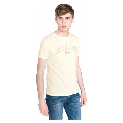 Replay T-shirt Yellow