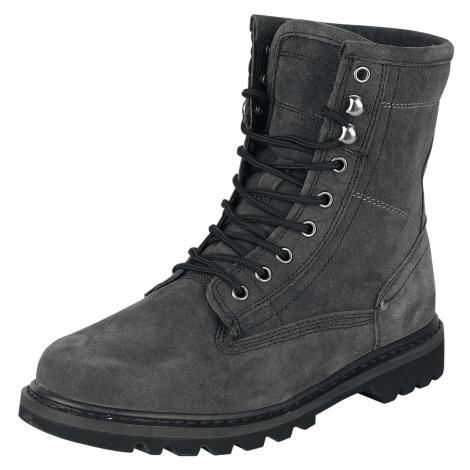 Brandit - Gladstone - Boots - anthracite