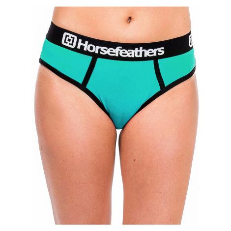 panties Horsefeathers Vesna - Pool Blue - women´s