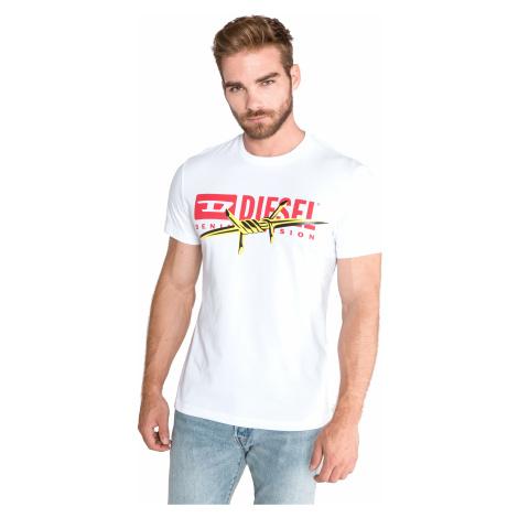 Diesel T-Diego-BX2 T-shirt White