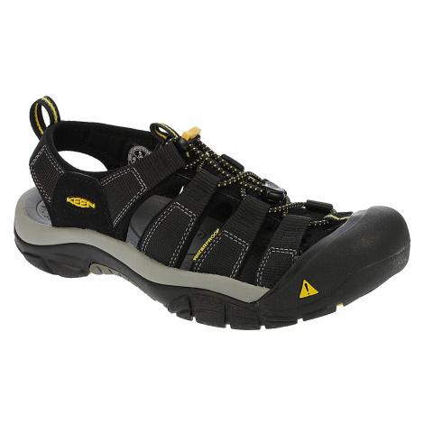 shoes Keen Newport H2 - Black