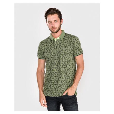 Trussardi Jeans Polo Shirt Green