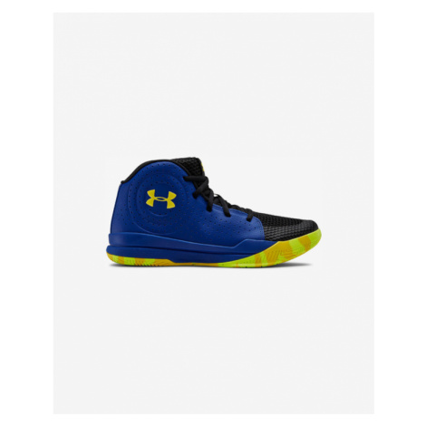 Under Armour Grade School Jet 2019 Kids Sneakers Blue
