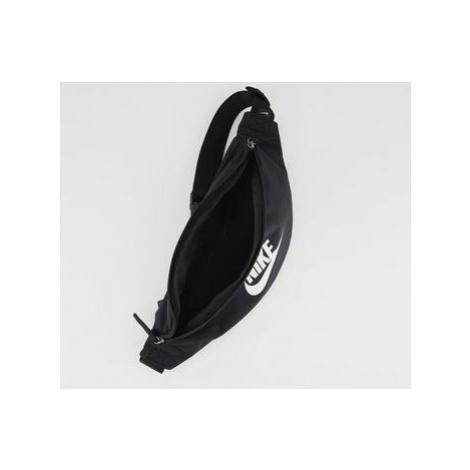 Nike Heritage Fanny Pack BLACK WHITE