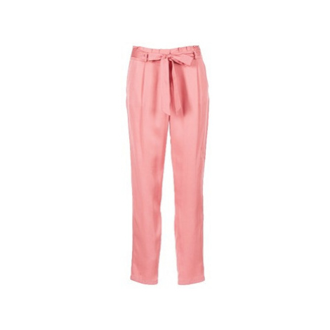 Naf Naf ERAPER women's Trousers in Pink