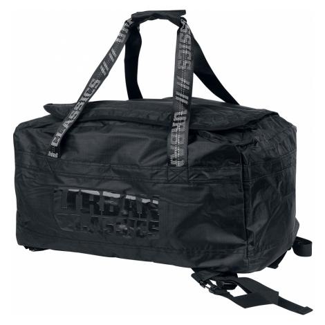 Urban Classics - Soft Traveller Bag - Backpack - black