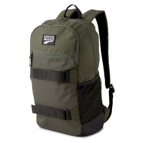 Puma DECK BACKPACK green - Backpack