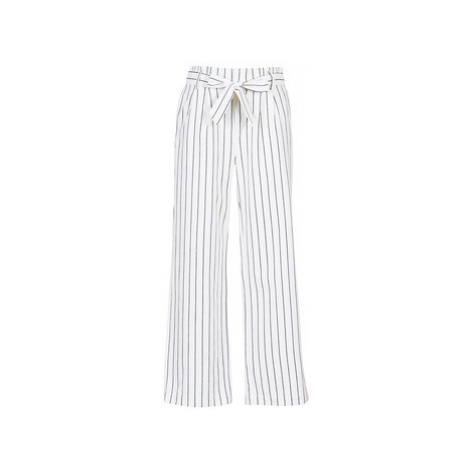 Betty London KATABELLE women's Trousers in White