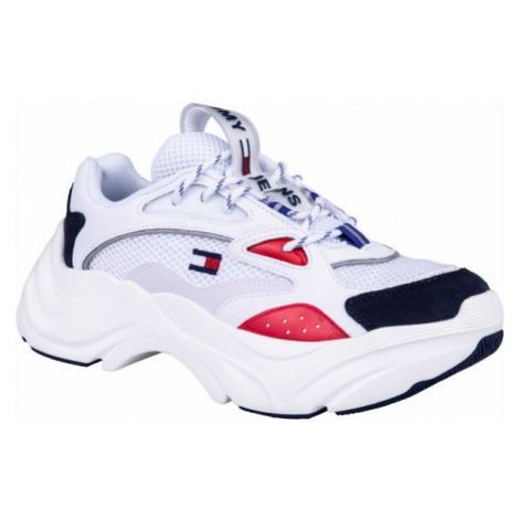 Tommy Hilfiger FASHION CHUNKY RUNNER white - Women's leisure shoes