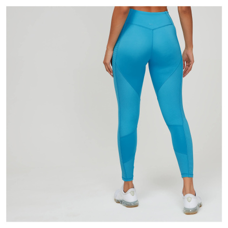 MP Women's Textured Training Leggings - Malibu