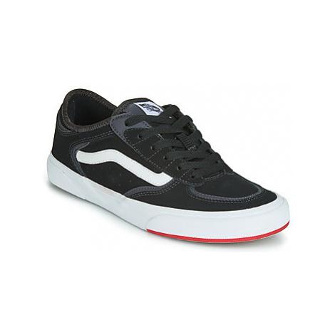 Vans ROWLEY CLASSIC men's Shoes (Trainers) in Black