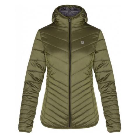 Loap IDIANA green - Women's winter jacket