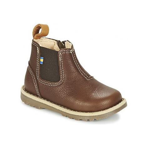 Kavat Nymolla EP girls's Children's Mid Boots in Brown