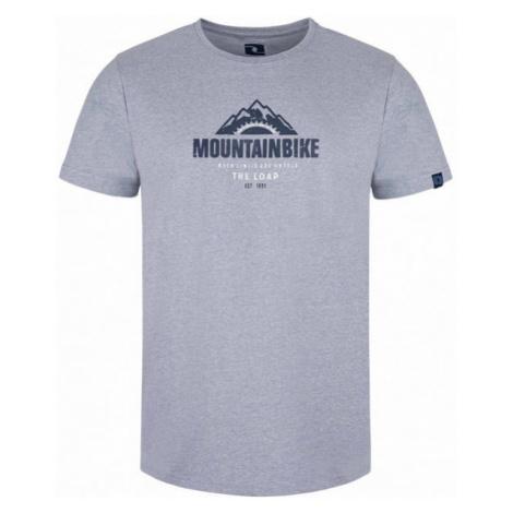 Loap BODRUM grey - Men's T-shirt
