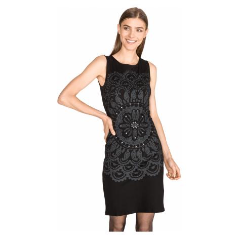 Desigual Igritte Dress Black
