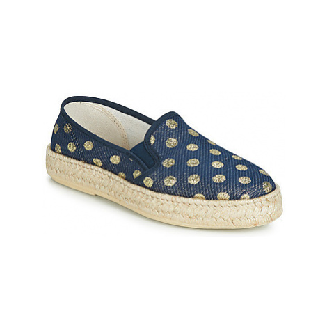 Rondinaud GALLO women's Espadrilles / Casual Shoes in Blue