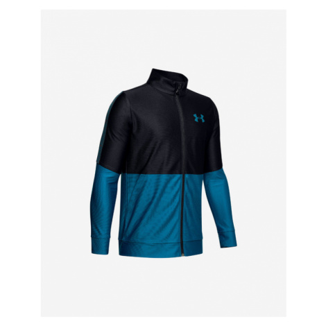Under Armour Prototype Kids jacket Black Blue