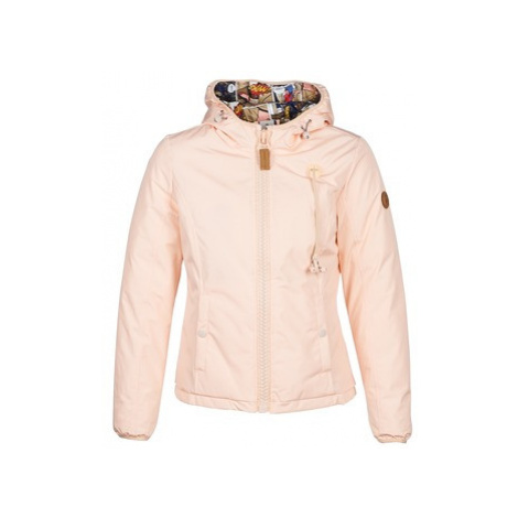 80DB Original BRAXTON18 women's Jacket in Pink