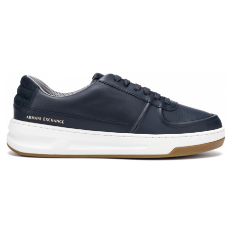 Armani Exchange Sneakers Blue