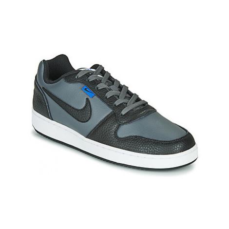 Nike EBERNON LOW PREMIUM men's Shoes (Trainers) in Grey