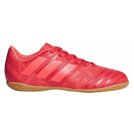 adidas NEMEZIZ TANGO 17.4 IN J red - Kids' football shoes