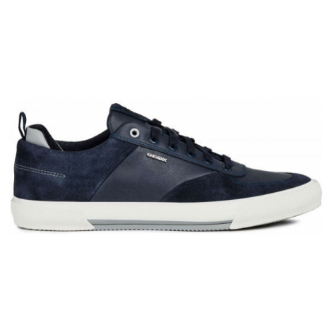 Geox U KAVEN dark blue - Men's leisure shoes