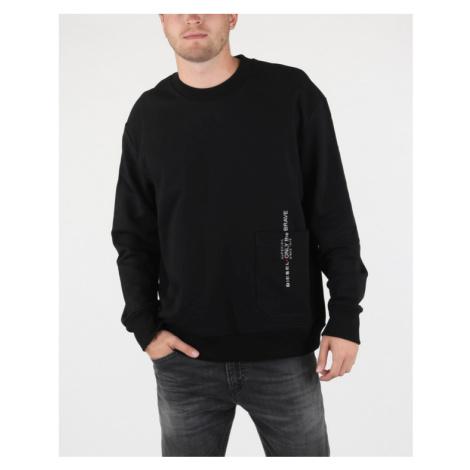 Diesel S-Ellis Sweatshirt Black