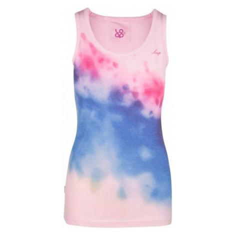 Loap BENATE pink - Women's tank top