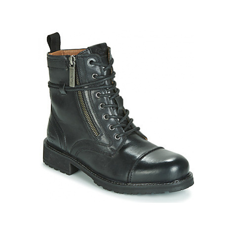 Pepe jeans MELTING women's Mid Boots in Black