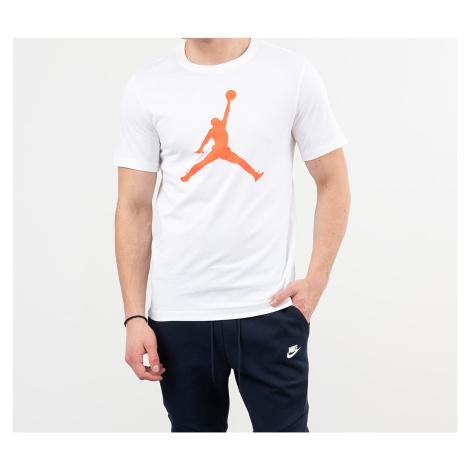 Jordan Jumpman Tee White/ Infrared 23