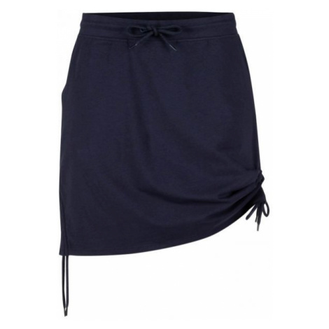 Loap NITTA dark blue - Women's sports skirt