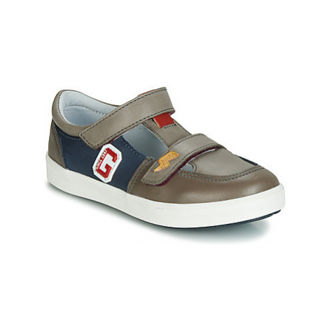 GBB VARNO boys's Children's Shoes (Trainers) in Grey