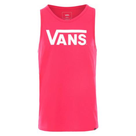 Vans CLASSIC TANK red - Men's top