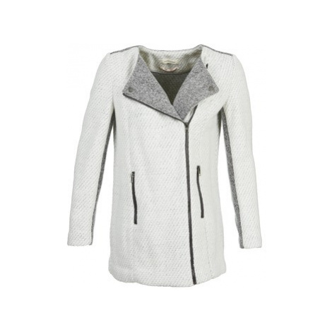 Naf Naf AMACA women's Coat in Grey