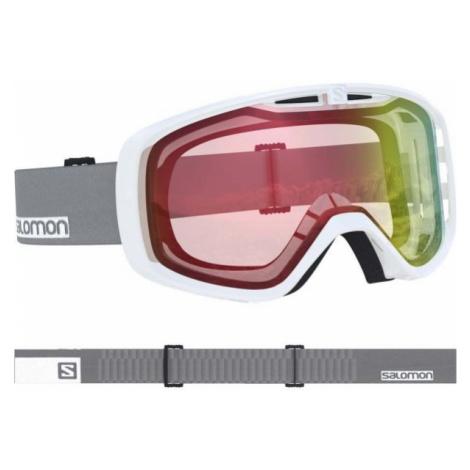 Salomon AKSIUM PHOTO white - Ski goggles