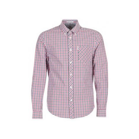 Ben Sherman LS HOUSE CHECK men's Long sleeved Shirt in Multicolour