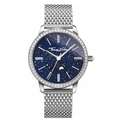 THOMAS SABO Glam Spirit Moonphase Women's Watch WA0326-201-209-33 mm