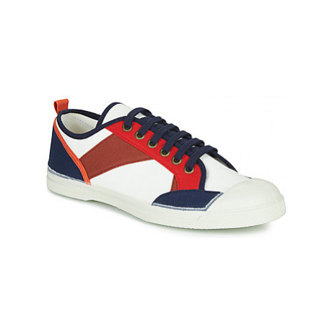 Bensimon TENNIS DENVER women's Shoes (Trainers) in White