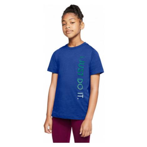 Nike NSW TEE JDI VERTICAL U - Children's T-shirt