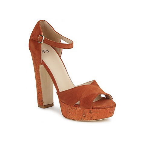 JFK - women's Sandals in Brown