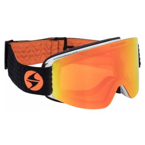 Blizzard MDAZWO CARL ZEISS black - Ski goggles