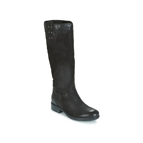 Dream in Green CHAHINE women's High Boots in Black