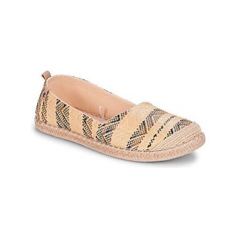 Roxy FLORA II J SHOE MLT women's Espadrilles / Casual Shoes in Multicolour