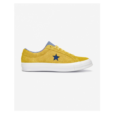 Converse Twisted Prep One Star Sneakers Yellow